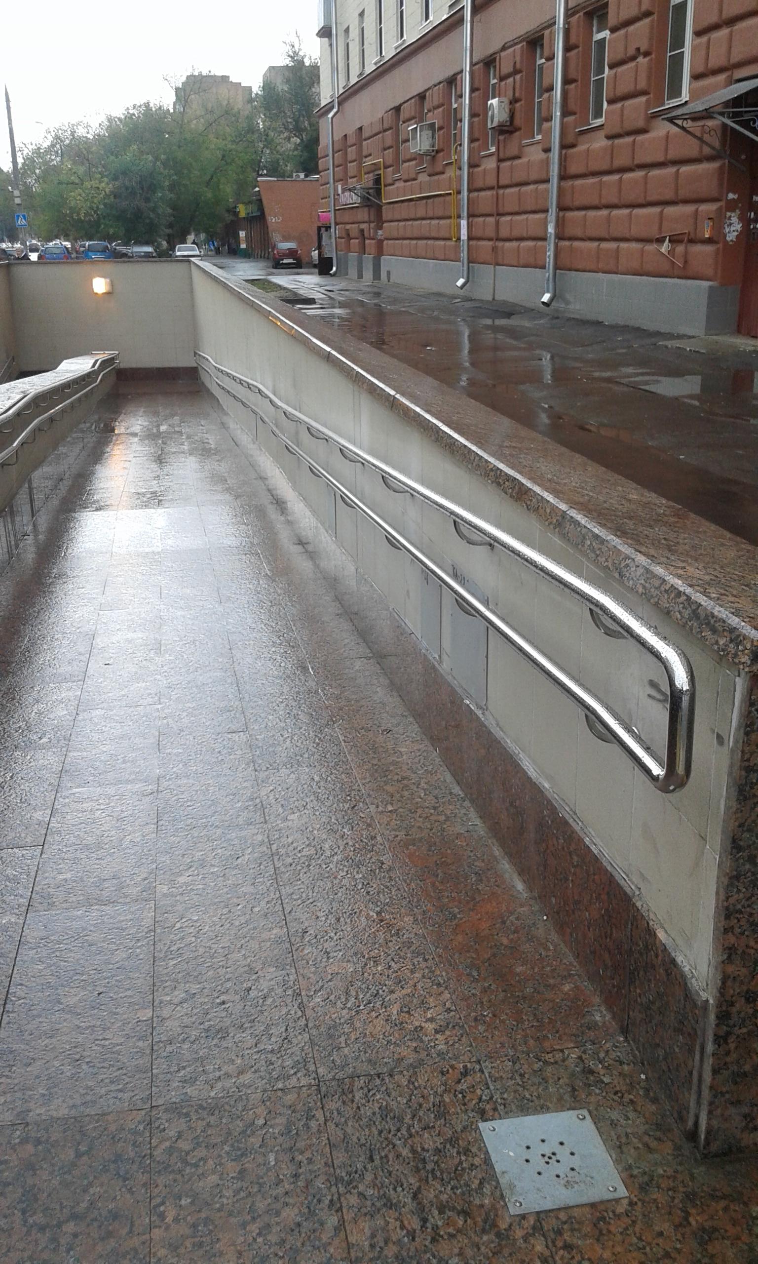 Деревянные уличные лестницы для дачи 186