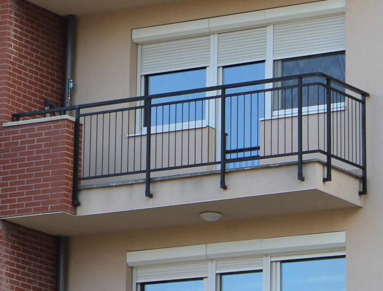 Ограждения для балконов из металла своими руками